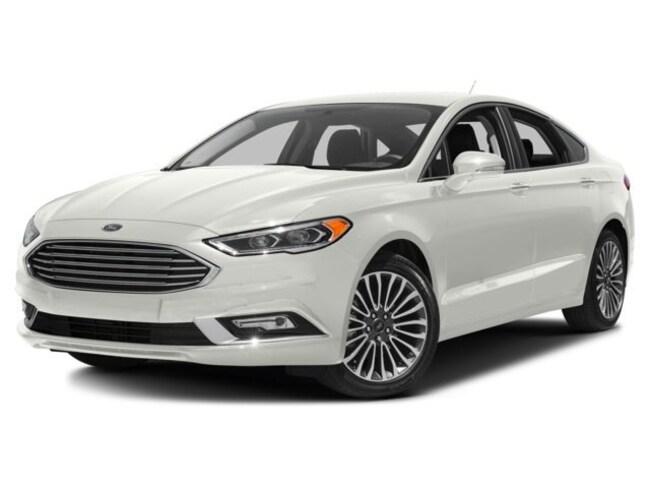 2018 Ford Fusion SE AWD LUXURY Sedan