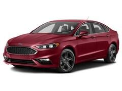 2018 Ford Fusion SPORT Car