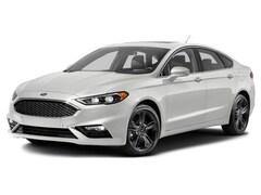 2018 Ford Fusion V6 Sport Sedan
