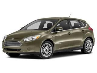 2018 Ford Focus Electric Base À hayon Électrique Shadow Black