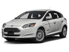 2018 Ford Focus Electric Base À hayon Électrique Oxford White