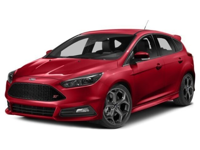 2018 Ford Focus ST ST Hatchback