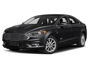 2018 Ford Fusion Energi SE Luxury Sedan