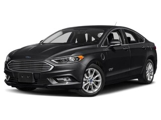 2018 Ford Fusion Energi SE Luxury Sedan