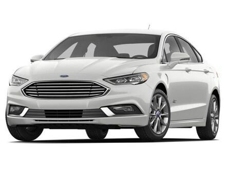 2018 Ford Fusion Energi Titanium Sedan