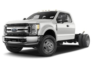 2018 Ford F-450 Chassis XL Truck Super Cab