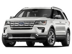 2018 Ford Explorer XLT, Nav, Camera, Power Liftgate, SUV 6-Speed Automatic FWD