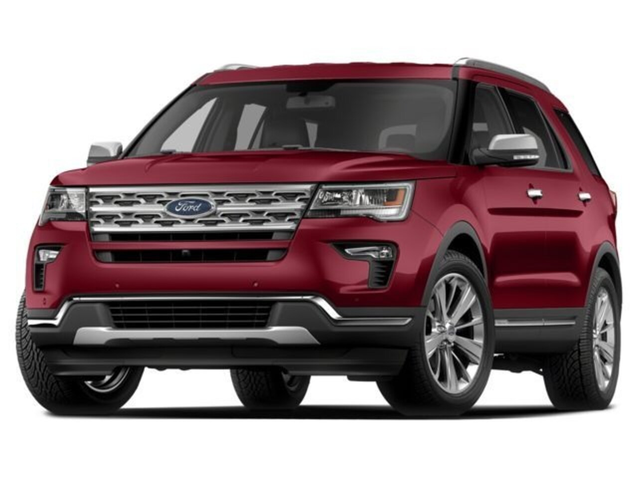2018 Ford Explorer XLT 202A 4WD ROOF APPEARANCE TECH SAFE SMART SUV