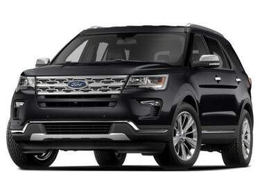 2018 Ford Explorer SPORT 400A ROOF 20