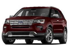 2018 Ford Explorer Sport, Moonroof, Camera, Sensors, Sync 3 SUV Automatic 4WD