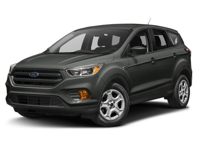 2018 Ford Escape S FWD SUV
