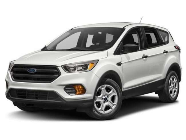 2018 Ford Escape SE 200A FWD FRONT AND REAR FLOOR LINERS SUV