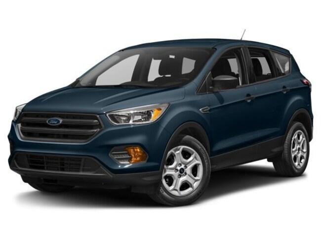 2018 Ford Escape SE Sport Utility