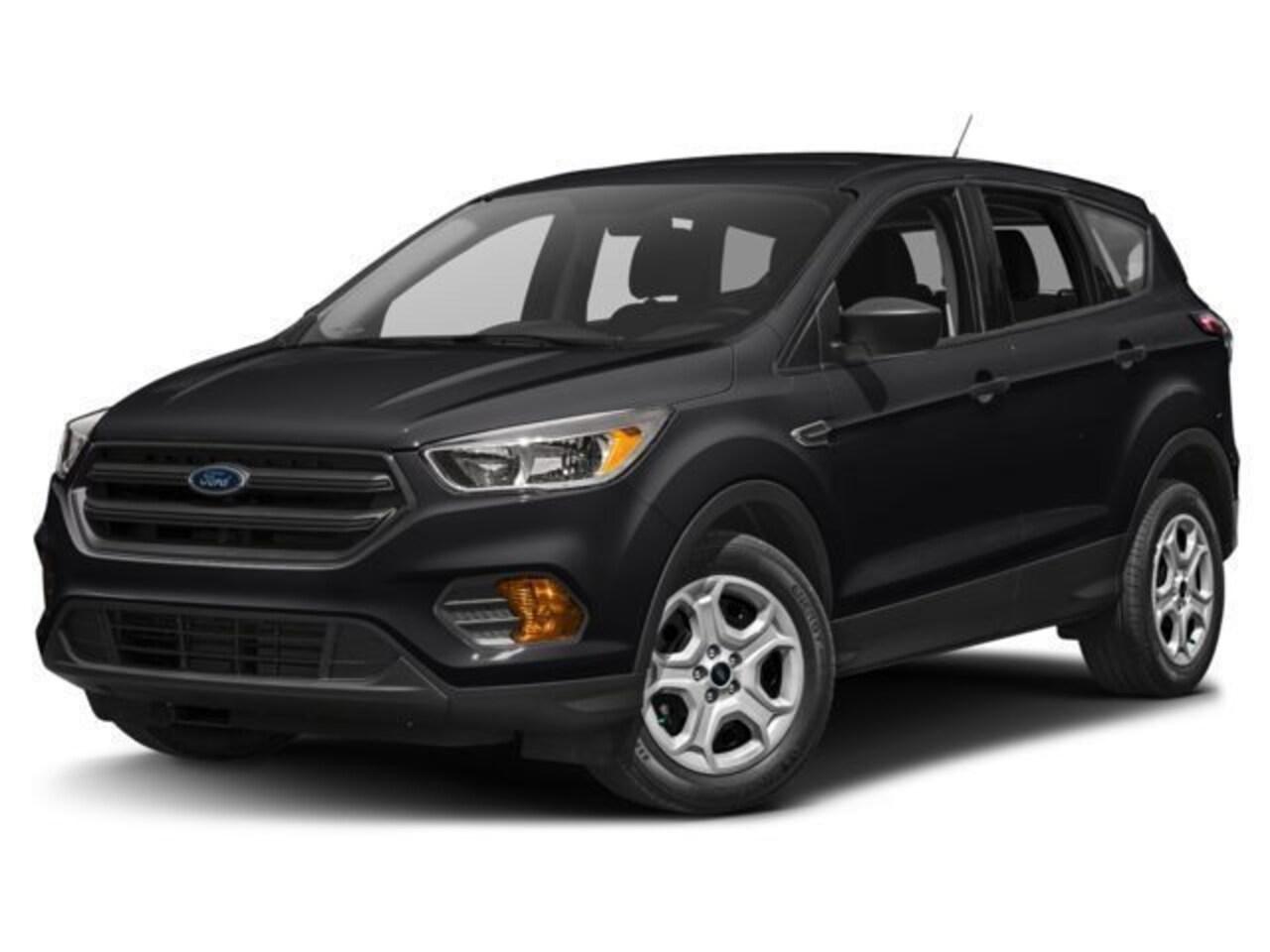 2018 Ford Escape SE 200A 4WD NAV SPORT SYNC SUV