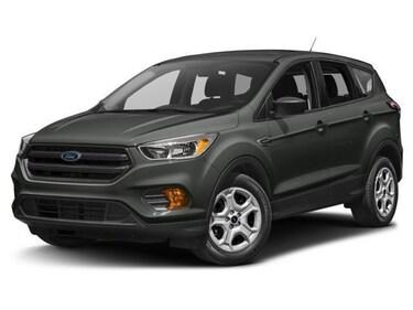 2018 Ford Escape SE 200A 4WD SPORT NAV SYNC PKG SE 4WD