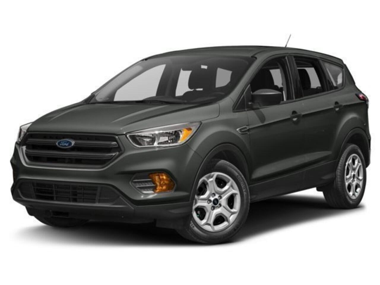 2018 Ford Escape SE 200A 4WD SPORT NAV SYNC PKG SUV
