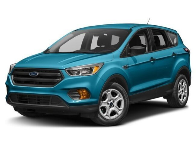 2018 Ford Escape SE 200A 4WD SUV