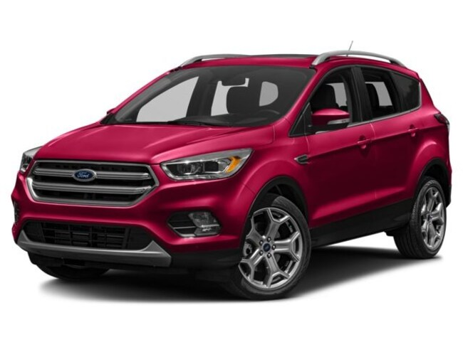 New 2018 Ford Escape Titanium SUV In Nisku and Edmonton Area