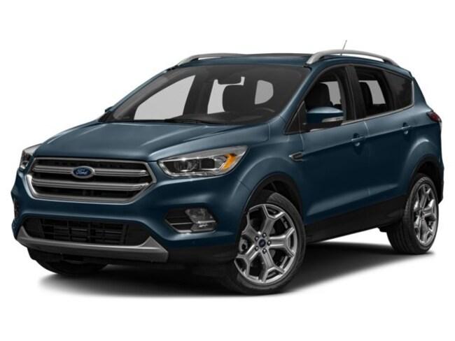 2018 Ford Escape Titanium SUV [50Q, 50C, 65W, 43M] Ecoboost Engine