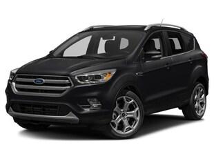 2018 Ford Escape TITANIUM 4WD PANO ROOF SUV