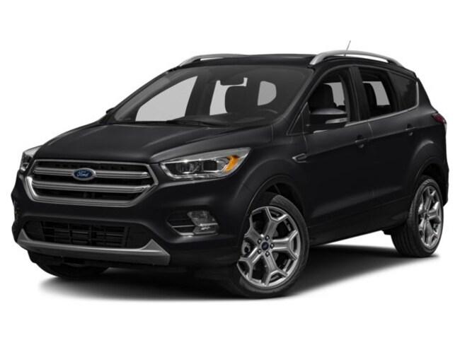 2018 Ford Escape TITANIUM 4WD | REVELL DEMO SUV