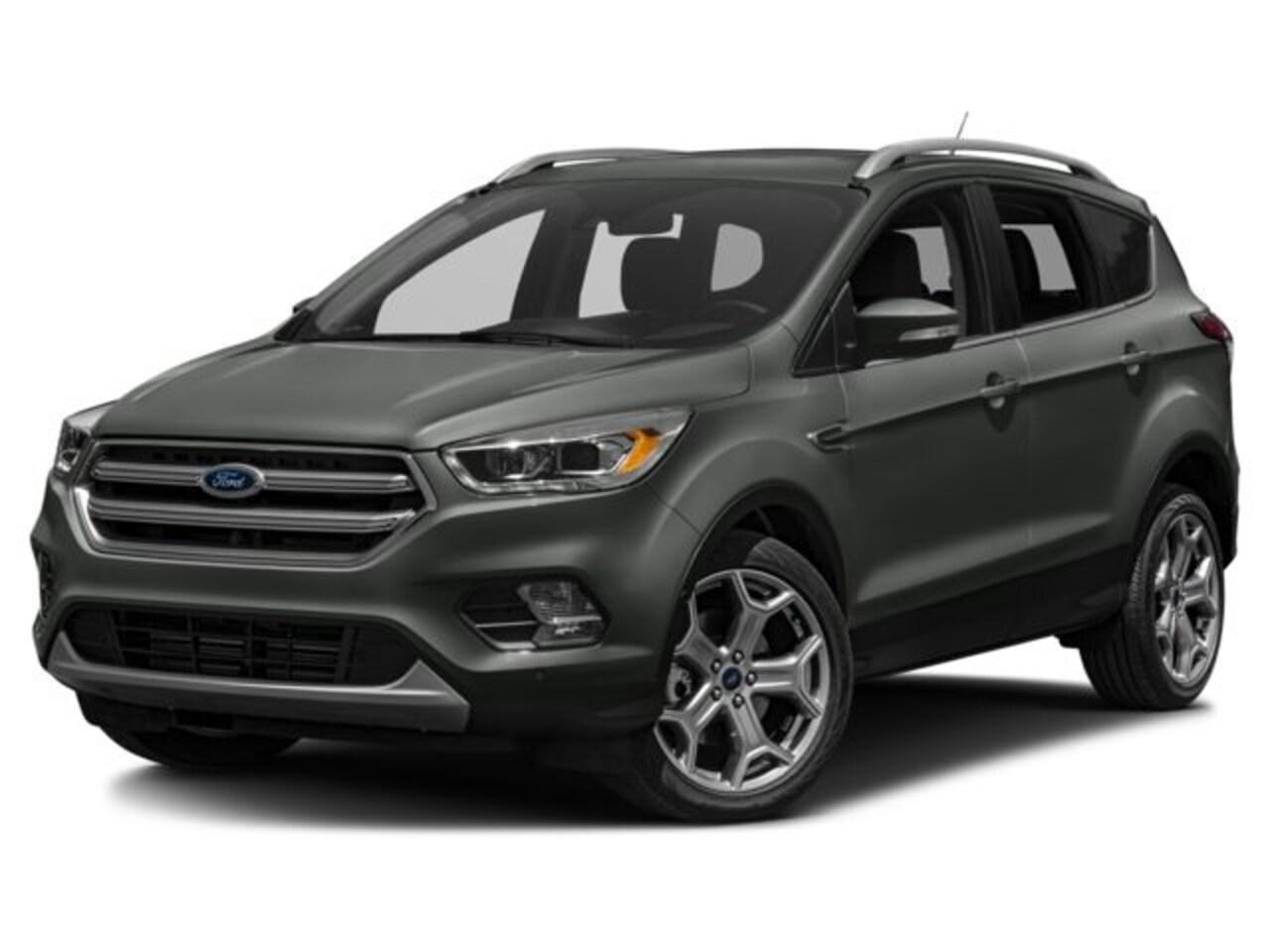 2018 Ford Escape TITANIUM 400A 4WD ROOF SAFE SMART 19