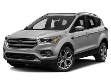2018 Ford Escape Titanium  PANORAMIC VISTA ROOF  Titanium 4WD