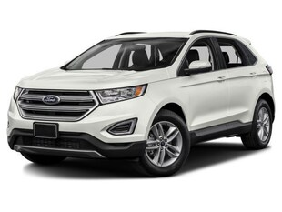 2018 Ford Edge SEL 201A FWD 3.5L V6 CDN TOURING COLD WEATHER SUV