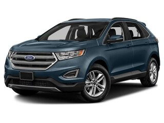 New 2018 Ford Edge SEL SUV 2FMPK4J97JBB60479 in Wetaskiwin, AB