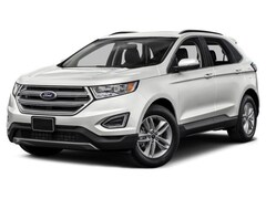 2018 Ford Edge SEL, Heated Steering Wheel, Remote Start, Nav SUV Automatic AWD