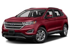2018 Ford Edge SEL, Leather, Tow Pkg, Camera, Remote Start, Nav SUV Automatic AWD