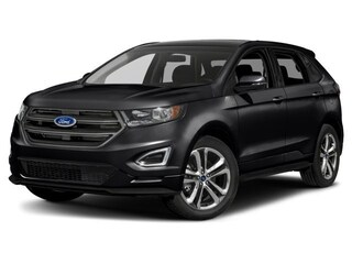 2018 Ford Edge SPORT 2.7L GTDI ENGINE, NAV, M/RF, B/TTH, LOADED SUV