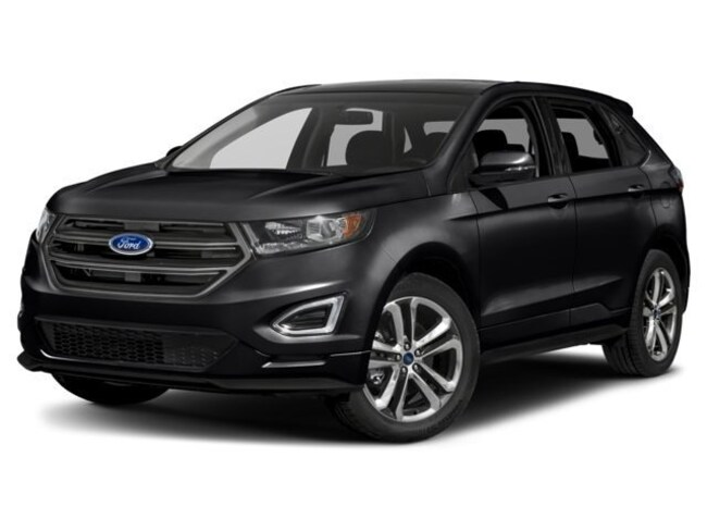 2018 Ford Edge Sport-CERTIFIED PREOWNED- SUV