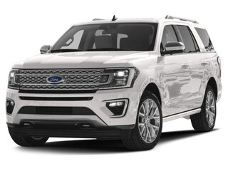 2018 Ford Expedition LIMITED 302A HEAVY-DUTY TRAILER TOW PKG SUV