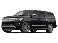 2018 Ford Expedition Max Platinum SUV