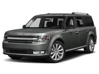 2018 Ford Flex SEL, Nav, Tow Pkg, Remote Start, Camera SUV Automatic AWD