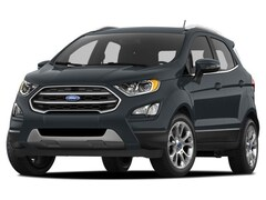 2018 Ford EcoSport SE, MyKey, Camera, Sensors, Sync 3 SUV 6 Speed Automatic FWD