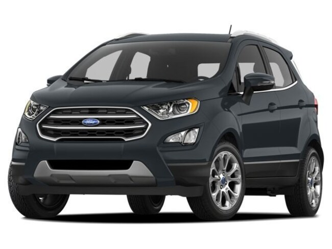 New 2018 Ford EcoSport SE SUV In Nisku and Edmonton Area