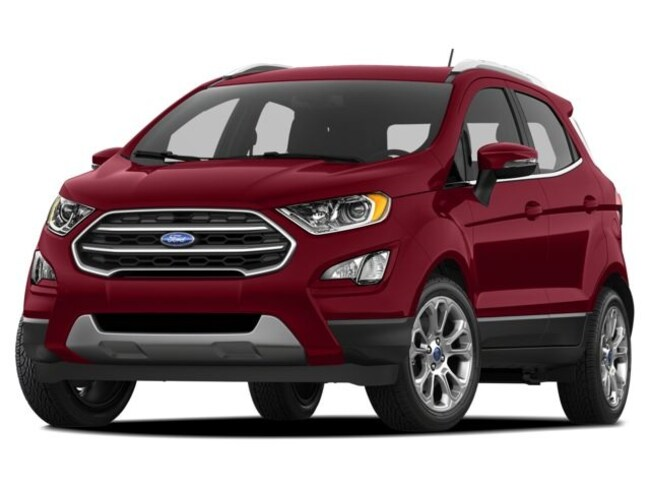 2018 Ford EcoSport SE FWD 200A | 2YRS MAINTENANCE INCLD SE FWD