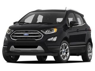 2018 Ford EcoSport SE 200A 4WD SE CONVENIENCE PKG SUV