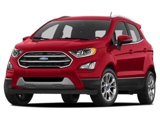 2018 Ford EcoSport SE Sport Utility