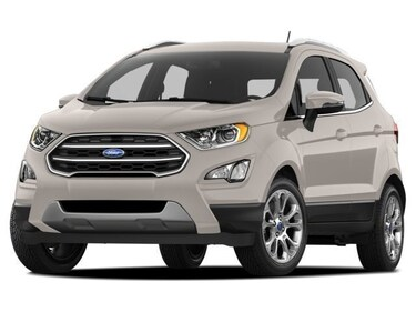 2018 Ford EcoSport SE 200A. CONVENIENCE PKG. ROOF. USED DEMO SE 4WD