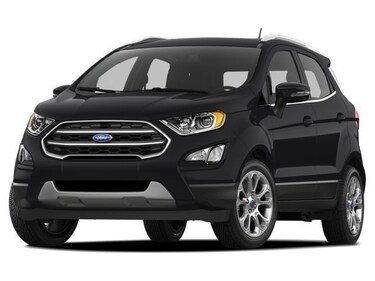 2018 Ford EcoSport SES 2.0L TI-VCT ENGINE 2X COSTCO SES 4WD