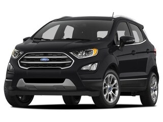 2018 Ford EcoSport SES HEATED LEATHER BUCKETS SEATS SPORT UTILITY