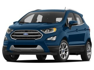New 2018 Ford EcoSport SES SUV in Nisku