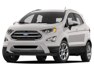 2018 Ford EcoSport SES 300A 4WD COLD WEATHER PKG KEYLESS ENTRY KEYPAD SUV