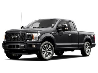 2018 Ford F-150 Truck SuperCab Styleside 2.7L Ordinaire sans plomb Shadow Black
