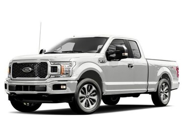 2018 Ford F-150 XLT 300A 4X4 2.7L ECOBOOST 10 SPD AUTO TRAILER TOW Extended Cab Short Bed Truck