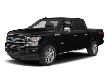 2018 Ford F-150 XLT 302A 4X4 5.0L V8 SPECIAL EDITION SPORT Crew Cab Short Bed Truck