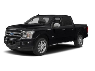 2018 Ford F-150 Truck SuperCrew Cab 3.5L Ordinaire sans plomb Shadow Black